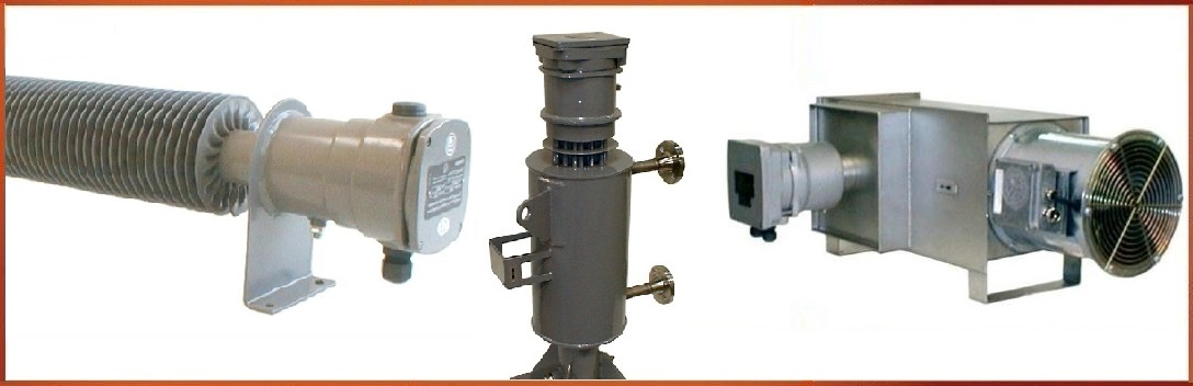 Air Blower Heaters and Block Type Gas Heaters1 ELMESS Thermo