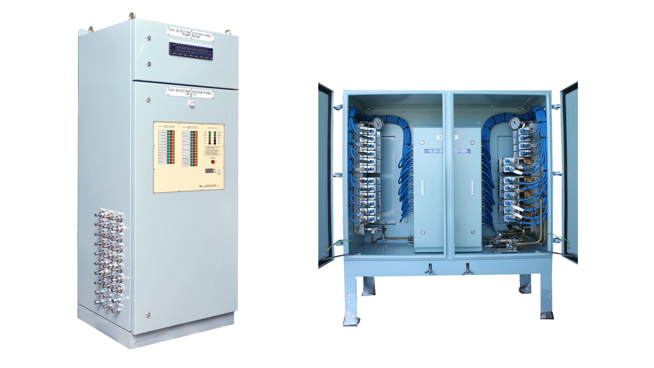 Mowe Control Cabinets Distribution Board
