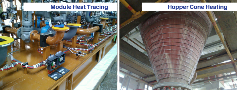 Mowe Electric Heat Tracing