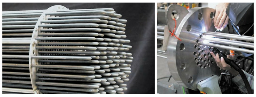 Mowe Process Heater Heating Elements
