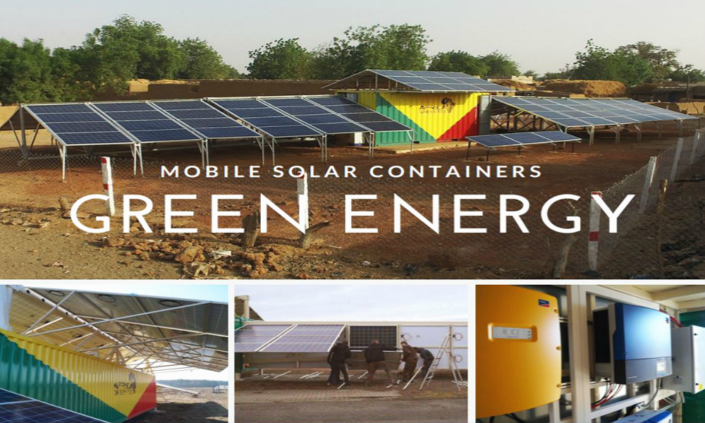 Mowe Solar Containers System