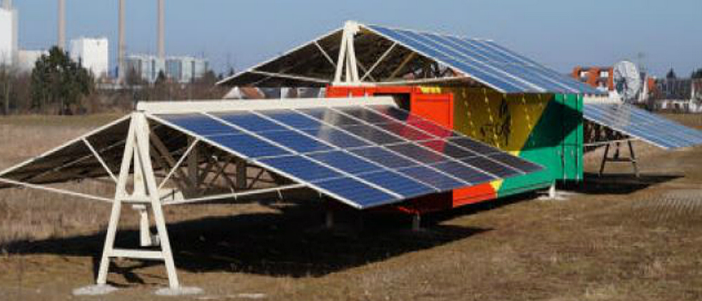 Mowe Solar Containers System1